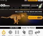 GOptions Bróker és Platform